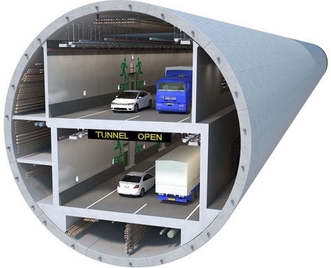Tutor Perini is a 45% partner in Seattle's Alaskan Way mega bored tunnel project