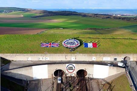 Eurotunnel's Channel Tunnel is set to become the golden gateway to expanding international rail traffic