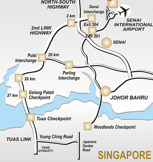 Tunnel option for Malaysia-Singapore link - TunnelTalk