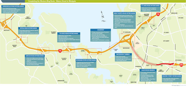Waterview connection will complete vital western bypass