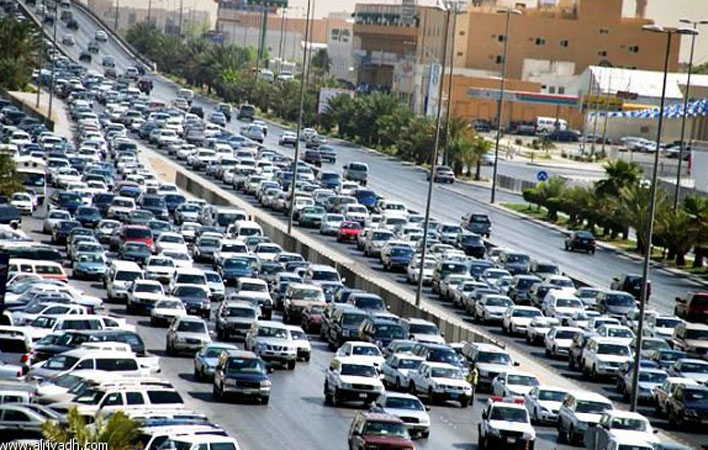 traffic congestion in saudi arabia This report addresses key issues concerning managing urban traffic congestion,  including defining congestion, measuring congestion, assessing its impacts,.