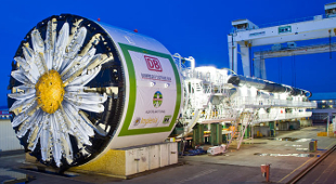 Next of Stuttgart-Ulm project TBMs