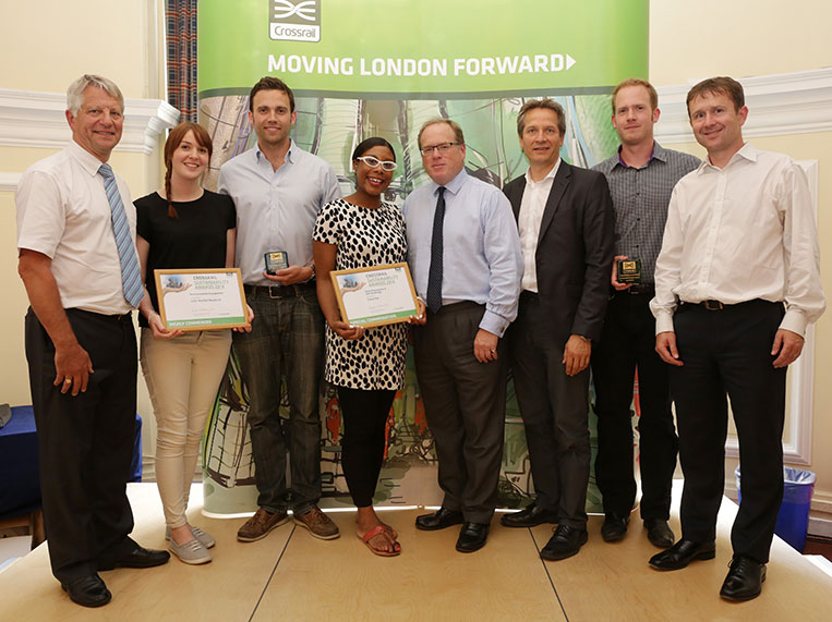 Hochtief Murphy team recognised for sustainability practice