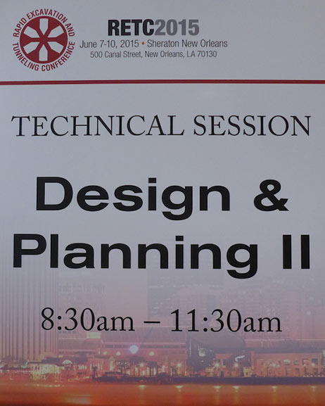 Design and planning of future projects was a conference focus