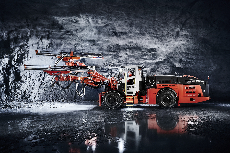 Improved Drill Bits And Units From Sandvik