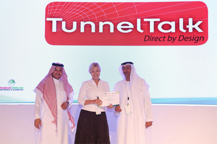 TunnelTalk is an official Media Partner of the ATC conference series and also of the WTC2018 in Dubai next year