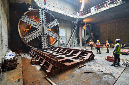 Twin EPBM breakthrough in Lucknow