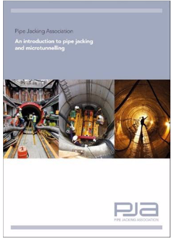 Books and reports hard printed copies of the publication are available from the pipe jacking association at a cost of 25 and pdf copies can be downloaded from the website fandeluxe Images