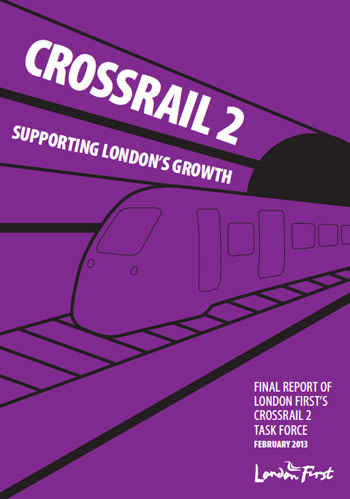 London First report on Crossrail 2